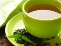 Эффективная диета на простом зелёном чае