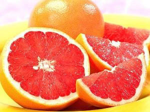 Грейпфрут - использование в медицине