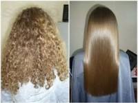 Эффетивное лечение волос кератином