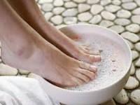 трещины между пальцами ног неглубокие
