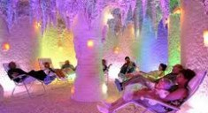 Галотерапия: солевая комната