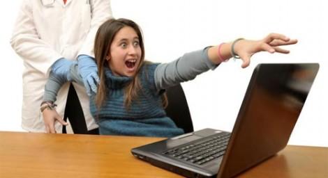 Любители интернета чаще простужаются
