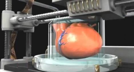 Для лечения сердца будет использоваться 3D-печать