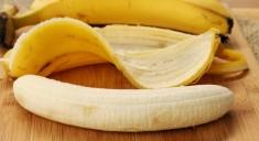 Медики считают, что банановая кожура целебна