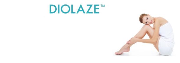 Подготовка к процедуре эпиляции с помощью насадки Diolaze