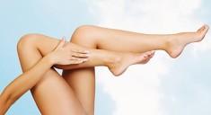 Чем лучше удалять волосы на ногах