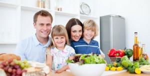 Как создать диету долголетия