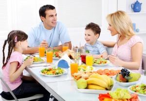 Правильное питание - залог долголетия