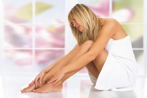Причины огрубения кожи на пятках