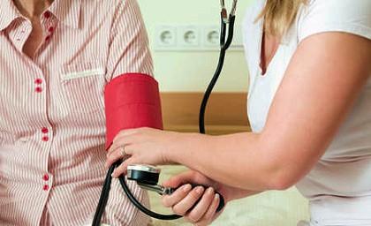 Гипертония при хронической болезни почек