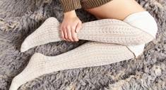 В чем заключается уход за ногами зимой?