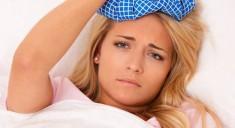 Отчего возникает мигрень