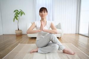 Физические нагрузки при йоге