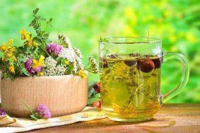 Травяные настои в период менопаузы