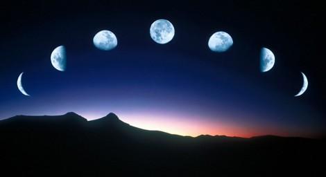 Влияние Луны на давление